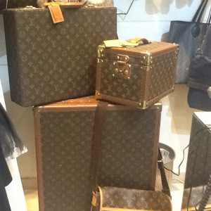 Bagages Vuitton