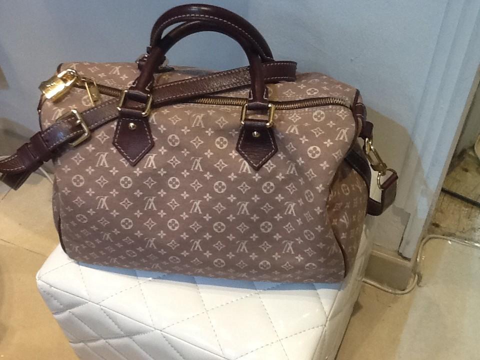 Sac Louis Vuitton En Tissu